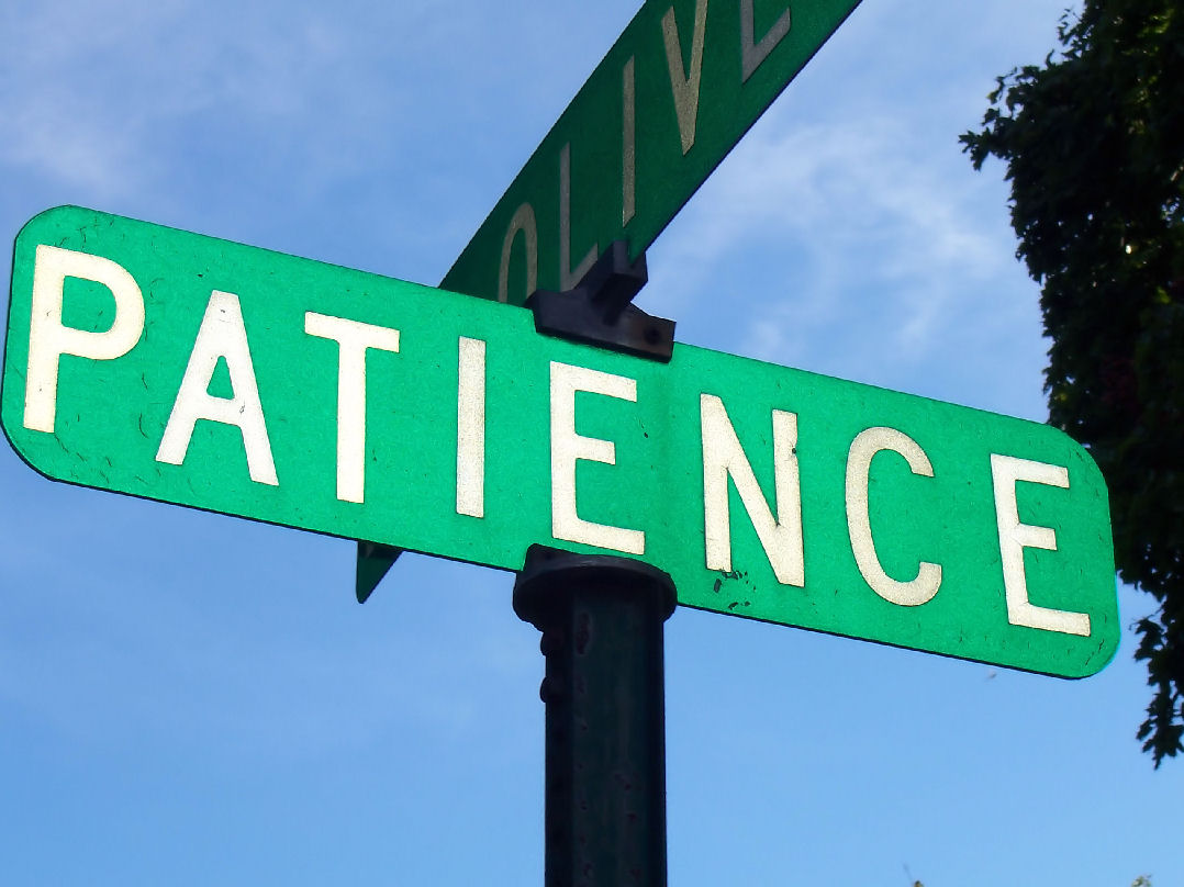 on patience Patience by tertullian chapter 1 confess to the lord my god that i certainly have courage, not to say presumption, to have dared to write on patience, a virtue which.